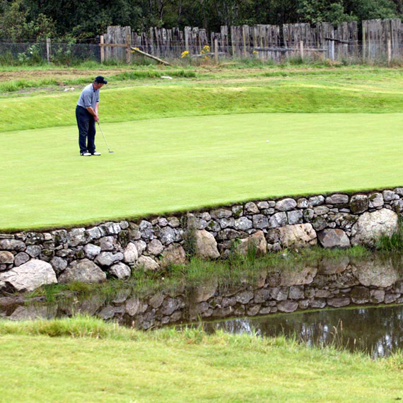 Golf Days at 'The Lodge'